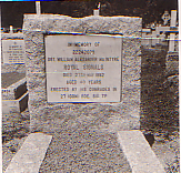 headstone